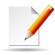ikona pisanie