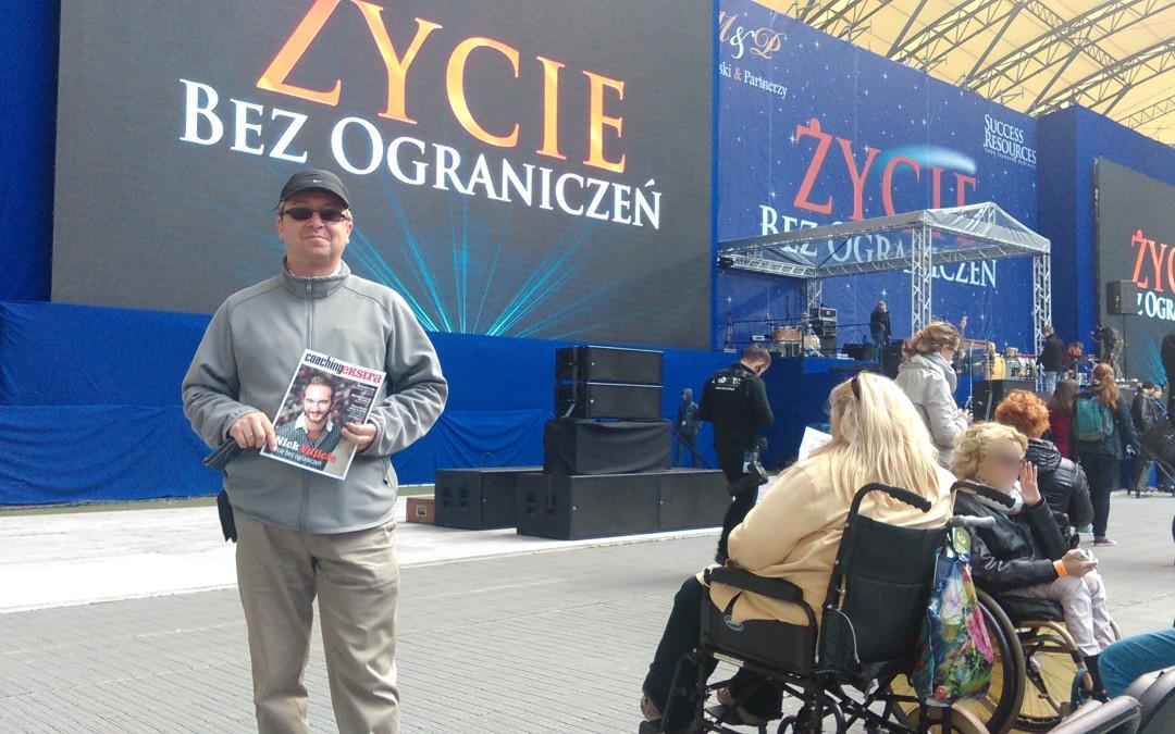 onawbiznesie.pl - życie bez ograniczeń Nick Vujicic